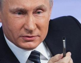 Sự trở lại ngoạn mục của Tổng thống Putin