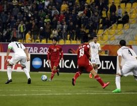 """U23 Việt Nam thua """"tâm phục khẩu phục"""" trước U23 Jordan"""