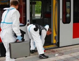 Tấn công bằng dao tại nhà ga Đức, 1 người chết, 3 người bị thương