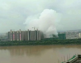 Nổ nhà máy điện tại Trung Quốc, ít nhất 21 người chết