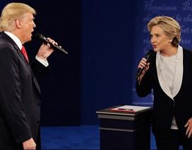 Kết quả thăm dò ban đầu: Clinton thắng áp đảo trong cuộc đối đầu thứ 2