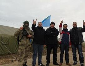 Nga lo ngại phần tử cực đoan Thổ Nhĩ Kỳ và Ukraine câu kết phá hoại Crimea
