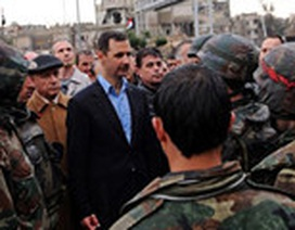 Bình luận gia Mỹ: Ai sẽ hưởng lợi nếu ông Assad bị lật đổ ở Syria?