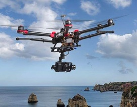 Thiết bị bay siêu nhỏ - những thách thức an ninh