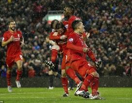 Liverpool may mắn thủ hòa Arsenal