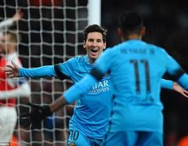 """Barcelona - Arsenal: Dấu chấm hết cho """"pháo thủ"""""""