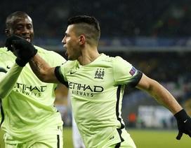 Man City thắng đẹp trên sân của Dinamo Kiev