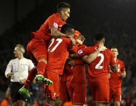 """Liverpool """"rửa hận"""" thành công trước Man City"""