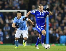 Man City lần đầu tiên vào tứ kết Champions League