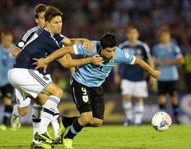 Argentina - Uruguay: Cuộc chiến ngôi đầu