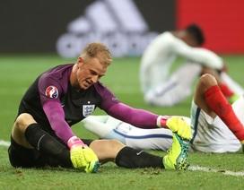 Nhìn lại thất bại tủi nhục của tuyển Anh trước Iceland