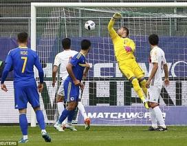 Nolito tỏa sáng trong chiến thắng của Tây Ban Nha