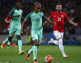 Vắng C.Ronaldo, Bồ Đào Nha vẫn thắng đậm Na Uy