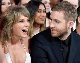 Calvin Harris lần đầu cảm ơn Taylor Swift sau scandal trên mạng xã hội