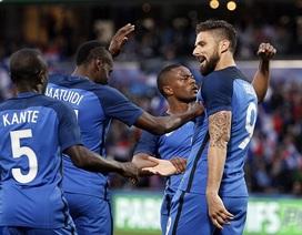 Bảng A - Euro 2016: Ưu thế lớn của Pháp