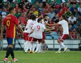 Tây Ban Nha bất ngờ bại trận trước Gruzia
