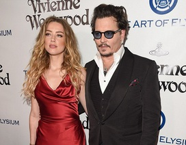 Amber Heard gọi cảnh sát vì Johnny Depp cử người tới nhà