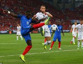 """""""Pháp sẽ cởi bỏ được sức ép để chơi một trận cống hiến với Thụy Sỹ"""""""