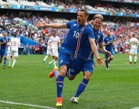 Áo - Iceland: Giấc mơ của cả nền bóng đá