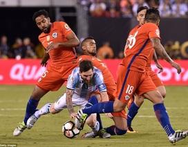 Những khoảnh khắc Messi và đồng đội ngậm ngùi về nhì tại Copa America 2016