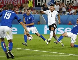 Những khoảnh khắc kinh điển ở đại chiến Đức-Italia tại tứ kết Euro 2016