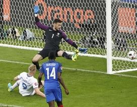 Những khoảnh khắc đẹp ở trận đấu nhiều bàn thắng nhất Euro 2016
