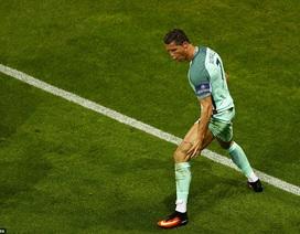 C.Ronaldo cân bằng kỷ lục ghi bàn vĩ đại của Platini ở Euro