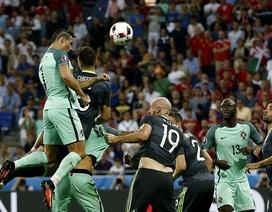 Bồ Đào Nha 2-0 Wales: Người hùng C.Ronaldo