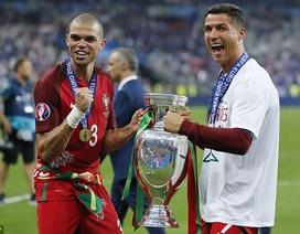 """C.Ronaldo: """"Đây là thời khắc vui nhất cuộc đời tôi"""""""