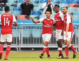 Arsenal 3-2 Man City: Màn ngược dòng ấn tượng