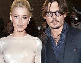 Amber Heard và Johnny Depp thống nhất ly dị