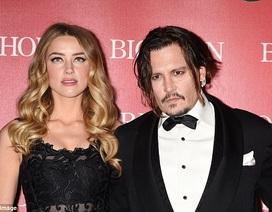 Amber Heard gây hấn với Johnny Depp