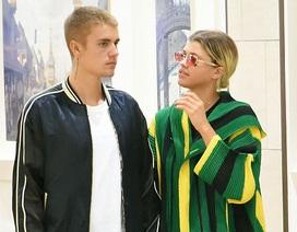 Justin Bieber chia tay bạn gái sau một tháng hò hẹn