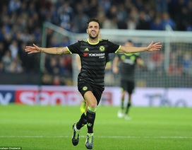 Fabregas tỏa sáng, Chelsea ngược dòng hạ Leicester