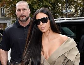 Vệ sĩ của Kim Kardashian tuyên bố phá sản và đang nợ nần