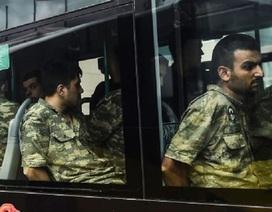 Thổ Nhĩ Kì bắt sống nhóm lính đặc nhiệm định ám sát ông Erdogan