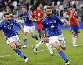 """Italia thể hiện sức mạnh trước đối thủ """"tí hon""""?"""