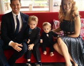 Michael Bublé đau đớn kể chuyện con trai 3 tuổi bị ung thư