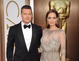 Brad Pitt - Angelina Jolie tranh chấp quyền nuôi con căng thẳng