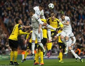 Hòa Dortmund, Real Madrid chấp nhận đứng nhì bảng