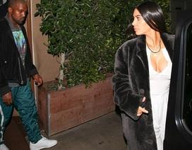 """Vợ chồng Kim Kardashian xuất hiện bên nhau giữa """"bão"""" tin đồn ly dị"""