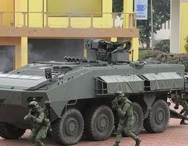 Trung Quốc có thể tiếp cận bí mật quân sự trong vụ xe bọc thép của Singapore