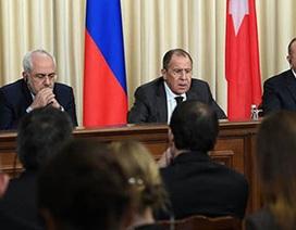 """""""Công thức mang tính cách mạng nhất"""" giải quyết khủng hoảng Syria"""