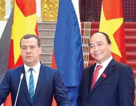 """Việt Nam - LB Nga: Quan hệ """"hết sức đặc biệt"""""""