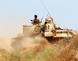 Libya giành lại cảng chiến lược từ phiến quân IS