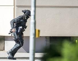 Nổ súng và bắt cóc con tin tại rạp chiếu phim ở Đức