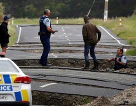 Hai trận động đất liên tiếp rung chuyển New Zealand