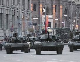 Phương Tây trong cuộc đua đối phó với xe tăng T-14 Armata của Nga