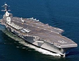 Những tàu sân bay lớn nhất thế giới hiện nay