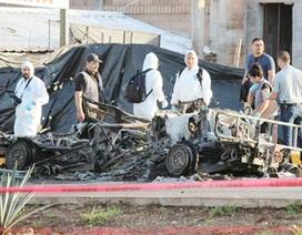 """Băng đảng Sinaloa """"báo thù"""" cho trùm ma túy Joaquin Guzman?"""